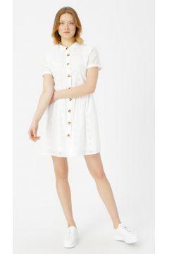 Aeropostale Beyaz Elbise(113994121)