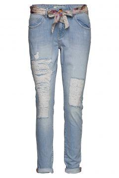 Bradford Bleach Jeans Boyfriend-Jeans Blau MOS MOSH(116333809)