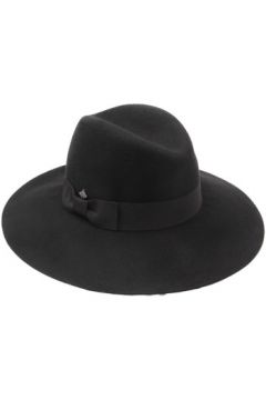 Chapeau Seeberger Chapeau feutre large bord femme Karen noir(115406855)