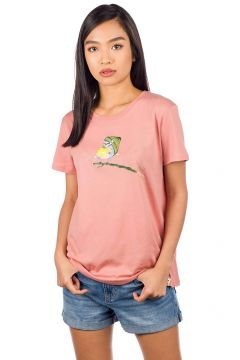 Iriedaily It Birdy T-Shirt roze(92509271)