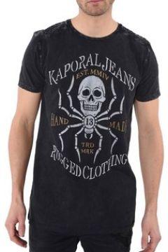 T-shirt Kaporal T-shirt Likor black(115467318)