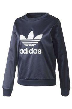 Sweat-shirt adidas TRF CREW FELPA BLU(115476742)