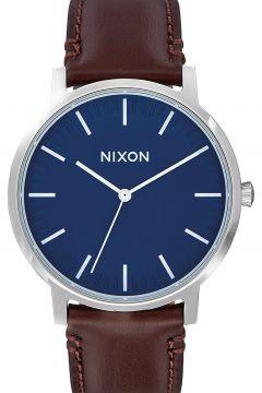 Nixon The Porter Leather bruin(85176725)