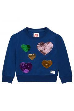 Sweatshirt mit Pailletten(113868514)