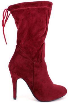 Bottes Cendriyon Bottes Bordeaux Chaussures Femme(115424967)