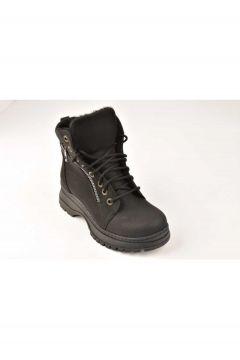 Mehtap Kadın Siyah Bot Ayakkabı 20k 206(123307466)