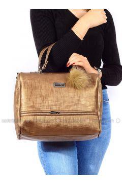 Brown - Shoulder Bags - Vip Moda(110339372)