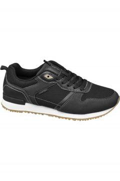 Esprit Erkek Siyah Sneaker(119985211)