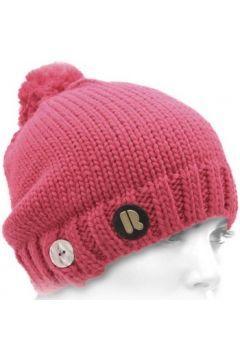 Bonnet Riggler Bonnet pompon femme Carrapateira rose(115422563)