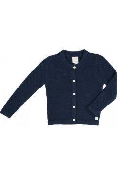Veste enfant Carrement Beau Cardigan bleu foncé(98529154)