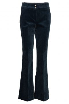 Clara 624 Long Jeans Mit Schlag Blau FIVEUNITS(114152415)