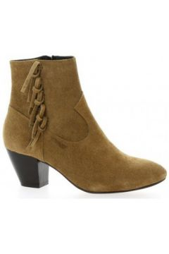 Bottines Giancarlo Boots cuir velours(127908726)