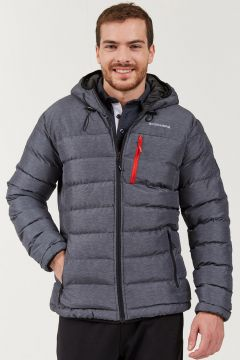 Skechers Outerwear M Contrast Pocket Padded Mont(125057415)