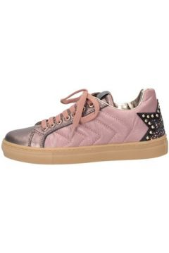 Chaussures enfant Romagnoli 4674-916 Basket Enfant Rosa(127991262)