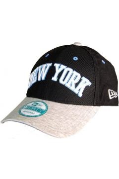 Casquette New-Era Cappello Visiera New York Nero Grigio(115476224)