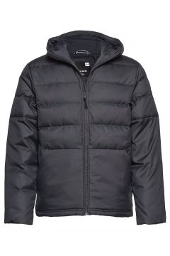 Ua Sportstyle Down Hooded Jacket Gefütterte Jacke Schwarz UNDER ARMOUR(114155869)