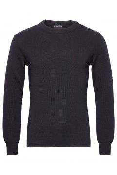 Mariner Sweater Strickpullover Rundhals Blau ARMOR LUX(118611788)
