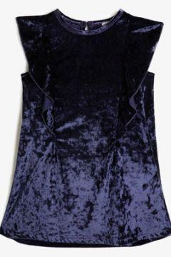 Koton Kız Çocuk Kadife Elbise(118035213)