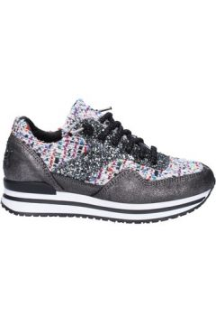 Chaussures 2 Star Gold GOLD sneakers noir textile multicolor glitter BX33(115442469)