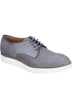 Chaussures Evc élégantes gris nabuk BS06(98485414)