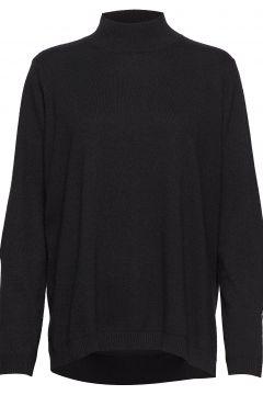 Rio Sweater Rollkragenpullover Poloshirt Schwarz HOPE(114153207)