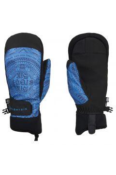 Gants de ski Femme 686 Crush Mitt - Washed Indigo Mandala(111320136)
