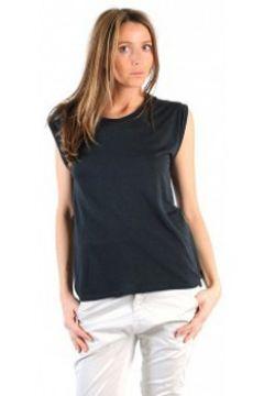 T-shirt American Vintage TOP JAC60 CARBONE(119082896)