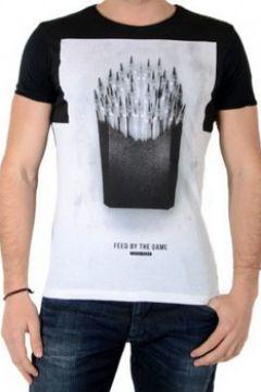 T-shirt Japan Rags Tee Shirt Frenchfries Noir(115555782)