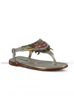 Silver tone - Sandal - Sandal - Marjin(110337951)