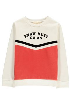 Sweatshirt Snow Must Go On(113867127)