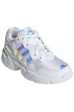 Chaussures enfant adidas YUNG-96 C / BLANC(115493555)
