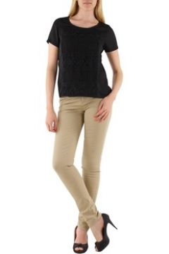 Blouses Mouvance Tshirt broderies manches courtes HOLLY(115600825)