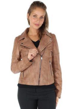 Veste Giorgio Cuirs Blouson Style Perfecto Giorgio Love Wody en cuir r(88636677)