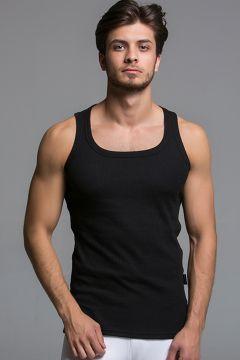 Thermoform Siyah İç Giyim Atlet(126399002)