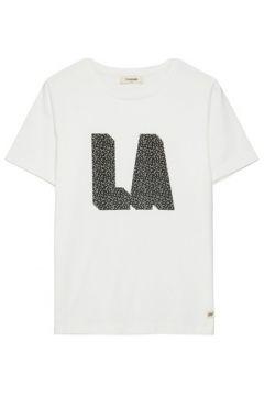 T-shirt La Panoplie Tee Print LA(98719823)