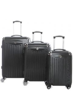 Valise Geographical Norway Set de 3 bagages en ABS SOFTLESS(115499016)