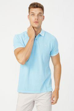 Fabrika Turkuaz Erkek Polo T-Shirt(120635989)