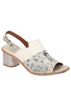 Charme 0482R Sandalette für Damen in weiß(108238513)