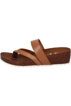 Sandales 5 Pro Ject sandales marron cuir AC599(115393624)