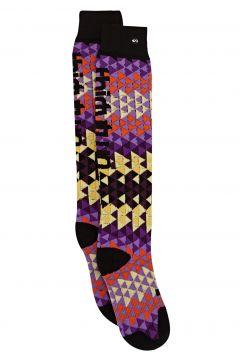 Snow Socks Thirty Two Tone - Black(115690443)