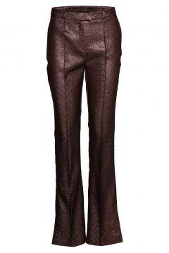 Emma Pants Leather Leggings/Hosen Pink BIRGITTE HERSKIND(114153077)