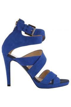 Sandales Trussardi 79S003 46 BLUETTE(98511289)