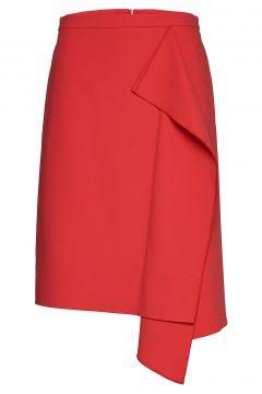 Ribina Knielanges Kleid Rot HUGO(116303891)