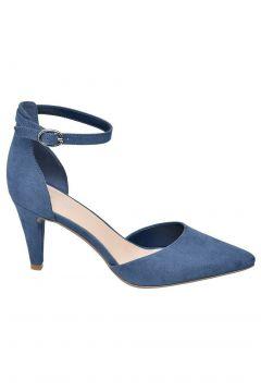 Graceland Mavi Topuklu Ayakkabı(116835699)
