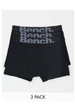 Bench - Confezione da 3 boxer aderenti-Nero(123495229)