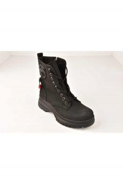 Mehtap Kadın Siyah Bot Ayakkabı 20k 08(123307450)