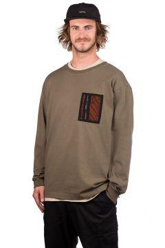 Ninth Hall Work Long Sleeve T-Shirt bruin(116337131)