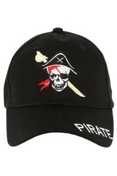 Casquette Divers Casquette Baseball Noir Pirate(127848750)