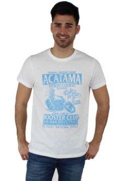 T-shirt Redskins Tee-shirt Booster Orson ref_trk40629-ice(128012078)