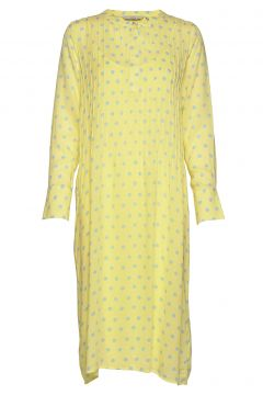 Nualasne Dress Kleid Knielang Gelb NÜMPH(114164457)